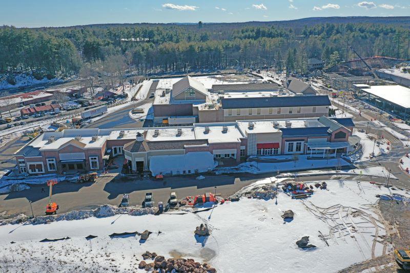 avon village center