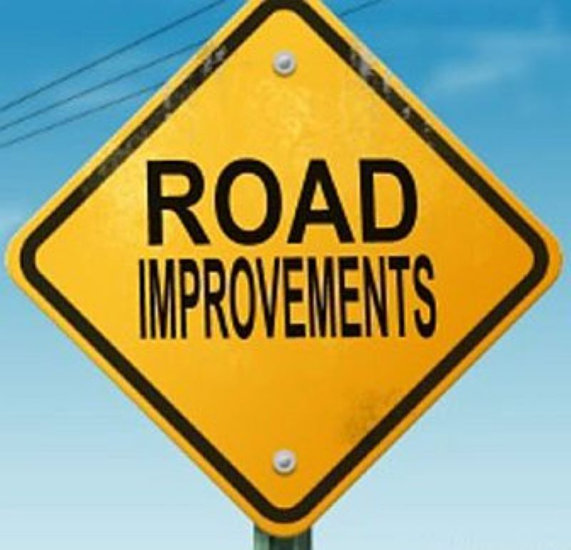 road improvement