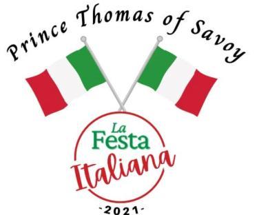 Prince Thomas of Savoy festival