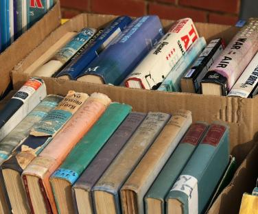 Image of used books