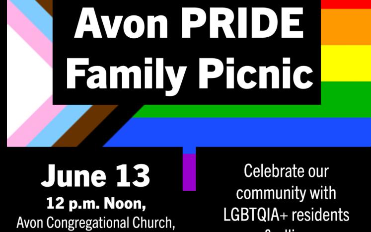 Pride Picnic flyer