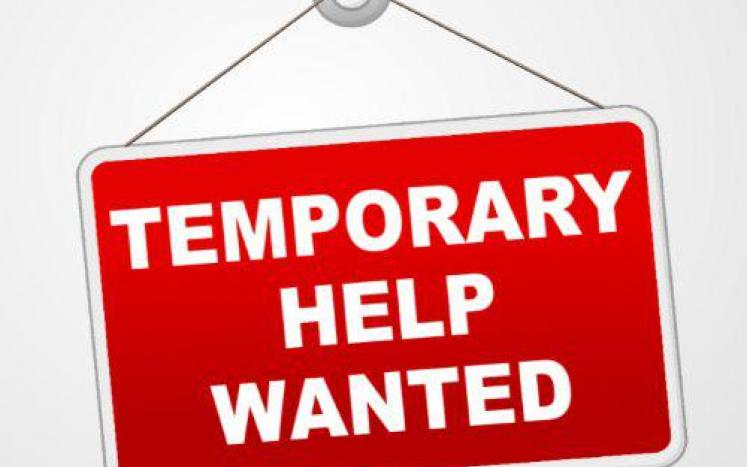 temporary positions help